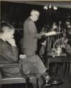 Preview image of William Faulkner Speaking in the McGregor Room, Alderman Library