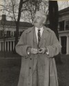 Preview image of William Faulkner on Lawn, University of Virginia