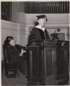 Preview image of Founder's Day speech in Old Cabell Hall