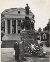 Preview image of Statue of Jefferson on Founder's Day