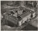 Preview image of Alderman Library, aerial view
