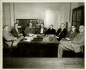 Preview image of George Zehmer with colleagues at the School of Continuing Education
