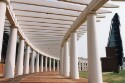 Preview image of Scott Stadium pergola