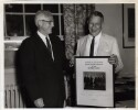 Preview image of Hardy C. Dillard, Law School Class of 1927, fourth Dean of the School of Law [1963-1968], receives special citation