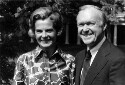Preview image of University President Frank L. Hereford Jr. with Ann Hereford