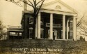 Preview image of Postcard of University President Alderman's Residence at the University of Virginia