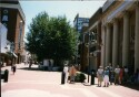 Preview image of Charlottesville Virginia Downtown Mall