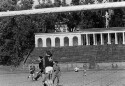 Preview image of Soccer game on Lambeth Field (Colonnades)