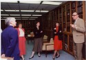Preview image of Donation of the ALAV Papers to the Claude Moore Health Sciences Library Historical Collections