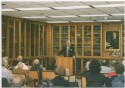 Preview image of Kerr L. White giving a lecture as part of the History of the Health Sciences Lecture Series