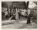 Preview image of Nurse demonstrates the use of a fire extinguisher