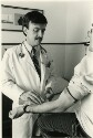 Preview image of Dr. Richard P. Keeling with patient