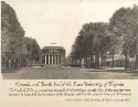 Preview image of Rotunda and North End of the Lawn University of Virginia