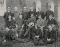 Preview image of Fourth Year Class, 1883-1884