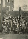 Preview image of School of Medicine, Fourth Year Class, 1876-1877, with Professor James F. Harrison, M.D.
