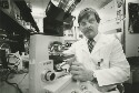 Preview image of Dr. Eero Niskanen working in his laboratory.