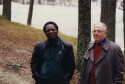 Preview image of Dr. Maurice Apprey and Dr. Harold Saunders in Estonian National Cemetery