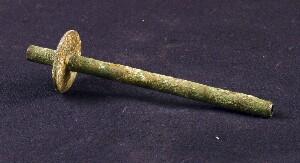 Ancient Roman cannula (replica)