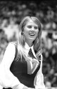 Preview image of Cheerleader at University of Virginia versus College of William and Mary men's basketball game