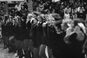 Preview image of Cheerleaders at University of Virginia versus Wake Forrest University men's basketball game