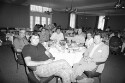 Preview image of Postal districts group at dinner event