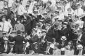 Preview image of Band performing at University of Virginia versus Virginia Military Institute football game