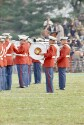 Preview image of Marching band at University of Virginia versus University of Maryland football game