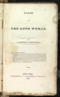 Preview image of Tales of the good woman