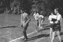 Preview image of University of Virginia freshman cross country race