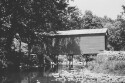 Preview image of Stream and covered bridge at Mountain Lake Biological Station