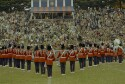 Preview image of Marching band at University of Virginia versus Wake Forest University football game