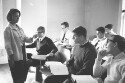 Preview image of Instructor and students in language class