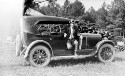 Preview image of Automobile at Gloucester Rosenwald School. Gloucester County Training School