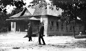 Preview image of Colored School (State Superintendent Swearingin and State Agent Felton) Type of building put up before Rosenwald aid began.