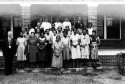 Preview image of Teachers Training Class. Coahoma County Agricultural High School. Cooperation State of Miss, Coahoma County, and N.Y.A