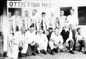 Preview image of Ottis' Fish Market. Unidentified group of men.