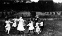 Preview image of Unidentified children playing. White