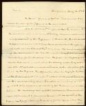 Preview image of Joseph C. Cabell papers