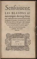 Preview image of Sensuiuent Les blasons anatomiques du corps fémenin
