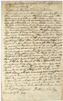 Preview image of Correspondence with William Canby