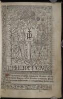 Preview image of Horae Beatae Mariae Virginia, cum Kalendario