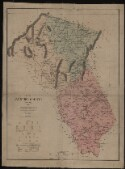 Preview image of Map of Fauquier County. Virginia, 1876