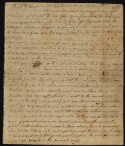 Preview image of Correspondence of Francis Walker Gilmer
